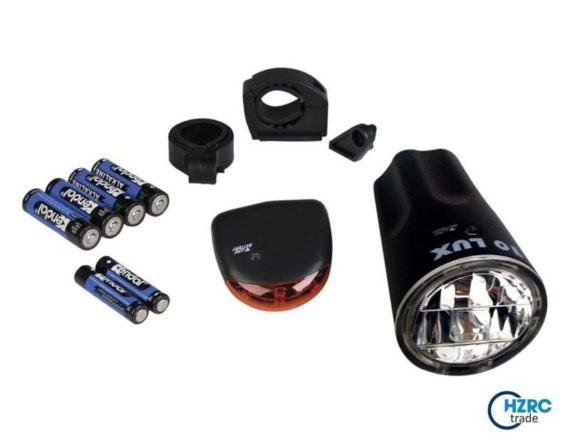 Profex LED Beleuchtungs-Set 10 Lux Krypton