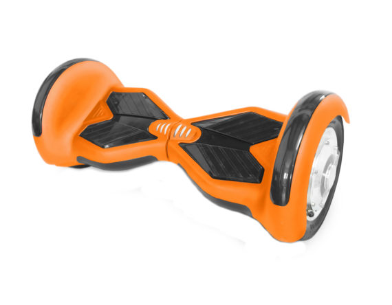 10″ Zoll Hoverboard Orange